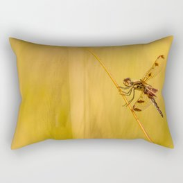 Dragonfly Pole Dance ~ Ginkelmier Inspired Rectangular Pillow