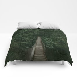 Into the Wilderness Comforters