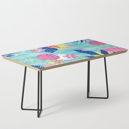 Tropical Vibes Coffee Table
