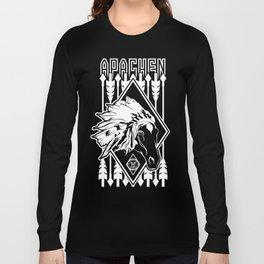 Horse Apache Long Sleeve T-shirt