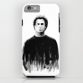 DARK COMEDIANS: Will Ferrell iPhone Case