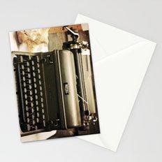 You never write... Stationery Cards