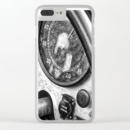 Leica Vintage Clear iPhone Case