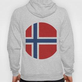 Norway flag Hoody