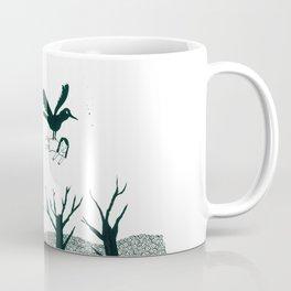 Ravens Carry You Away Coffee Mug