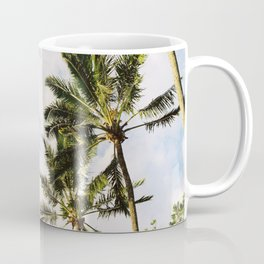 Palm tree in Cairns Coffee Mug