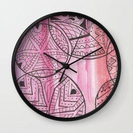 Sasi Wall Clock