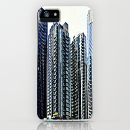 Melbourne CBD iPhone Case