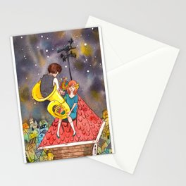 Goodnight, My Love Stationery Cards