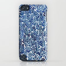 Indigo blues iPod touch Slim Case
