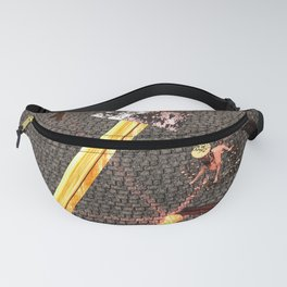 Squared: Hammer And Sickle Fanny Pack