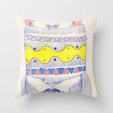 Double-headed Throw Pillow