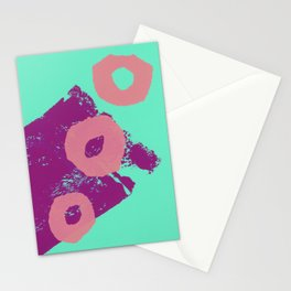 Screenprinting Stationery Cards