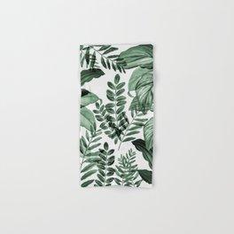 Tropical Rainforest - greenery Hand & Bath Towel