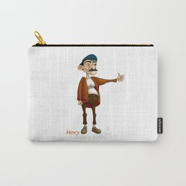 Mory from Pushing Daisies Carry-All Pouch