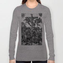 Hemmorrhage Long Sleeve T-shirt