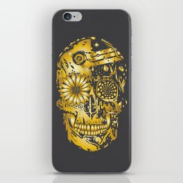 C3P GOLD iPhone Skin