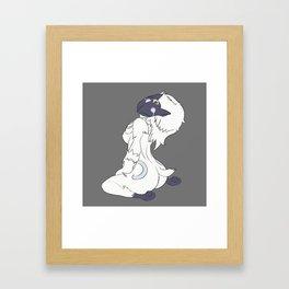 Kalista, League Of Legends Framed Art Print