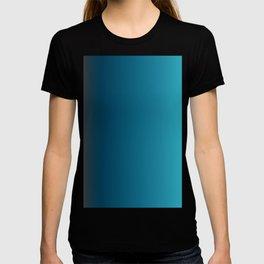 Colorful Gradient Fluid T-shirt