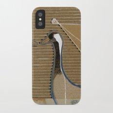 turnalar (cranes) Slim Case iPhone X