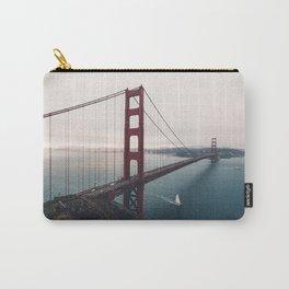 Golden Gate Bridge - San Francisco, CA Carry-All Pouch