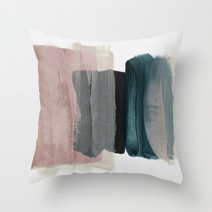 minimalism 1 Throw Pillow