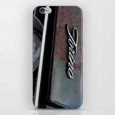 Gran Torino Vintage iPhone & iPod Skin