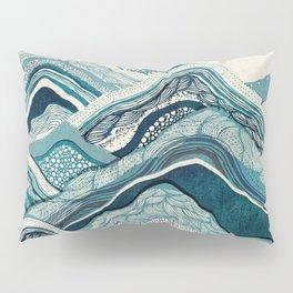 Blue Mountain Hike Pillow Sham