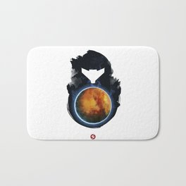 Metroid Prime Bath Mat