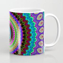 the dreamer Mandala Coffee Mug