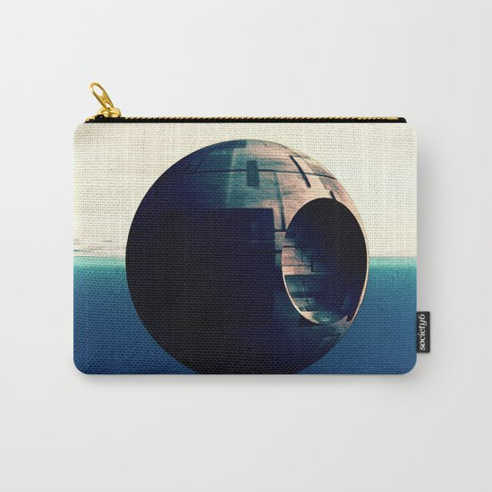 Sci Fi Space Station Carry-All Pouch