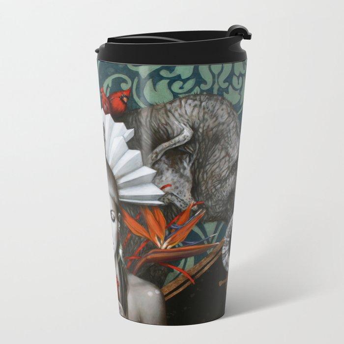 Urantia Metal Travel Mug