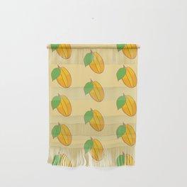 Starfruit Pattern Wall Hanging