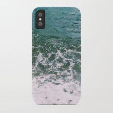 Deep Blue Sea Slim Case iPhone X