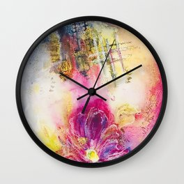 The Birdcage Wall Clock