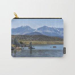 Mono Lake Tufa, No. 6 Carry-All Pouch