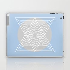 Everything belongs to geometry #7 Laptop & iPad Skin