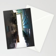 Alley Up Stationery Cards