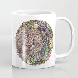 Life in the Leaf Litter Coffee Mug