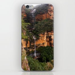 Wentworth Falls iPhone Skin