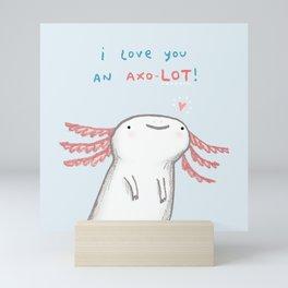 Lotl Love Mini Art Print