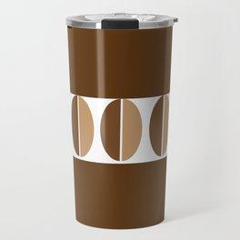 Motif Africain Travel Mug
