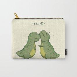 T-Rex Hugs Carry-All Pouch