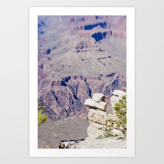Grand Canyon 6 Art Print