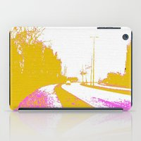 road iPad Cases featuring Road by Mr and Mrs Quirynen