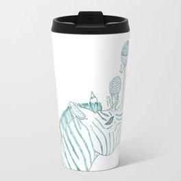 Zebra playground Travel Mug