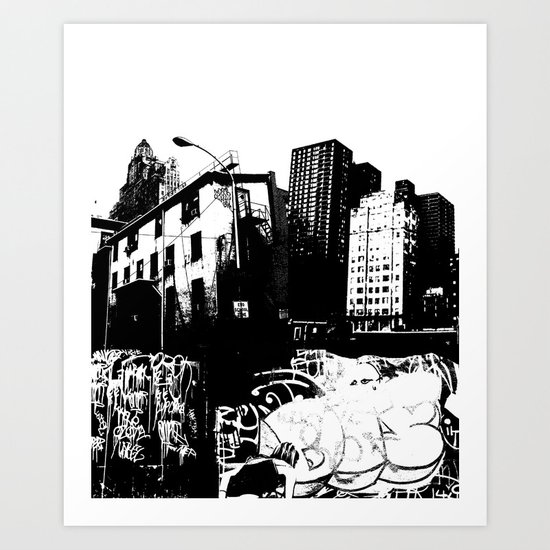 GRIND Art Print