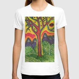 Eye Tree  T-shirt
