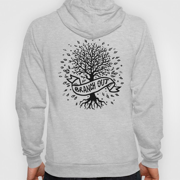 Branch Out Hoody