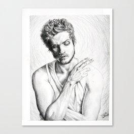 Daniel Sharman Canvas Print